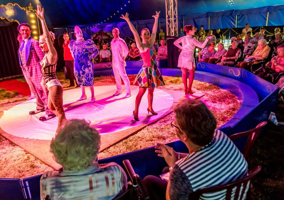 Circus in de Zorg